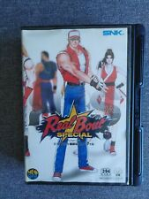 FATAL FURY REAL BOUT SPÉCIAL NEO GEO AES JAP