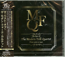 MODERN FOLK QUARTET-THE BEST OF THE MODERN FOLK QUARTET-JAPAN 2 HQCD Ltd/Ed J50