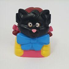 McDonalds 1998 Candy Dispenser Haunted Halloween Birdie Black Cat Mask