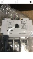 EATON MAGNETIC STARTER SIZE 5 3 POLE 440-480V COIL AN19SN0C5E300 NEW