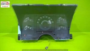 91 CHEVY SILVERADO 1500 5.7L AT SPEEDOMETER CLUSTER 258081 MILES OEM 2322-1