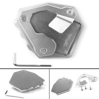 Side Pad Kickstand Stand Extension Plate For HondaCRF1000L AfricaTwin 16-17 S T0