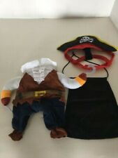 Bravo Sport Pet Dog Cat - Costume Pirates of The Caribbean -  Small  NEW