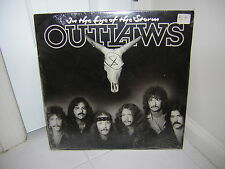 Outlaws Lp Factory Sealed In The Eyes Of The Storm 1979