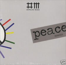 DEPECHE MODE 'PEACE' BRAND NEW 5-TRACK MIXES CD 2