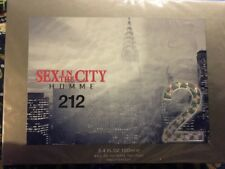 Sex In The City Homme 212 Inspired By 212 Limited Edition Perfume