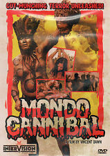 Mondo Cannibal DVD Intervision Bruno Mattei