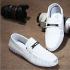 New Men's Gommino Casual Driving Moccasins Loafers Comfort Slip On Flats Shoes