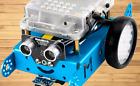 Makeblock mBot Robot Kit, DIY Mechanical Building Blocks Entry-level Helps Blue