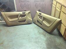 00-05 01 2001 Mitsubishi Eclipse DOOR PANELS DRIVER & PASSENGER Tan FREE SHIP!