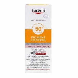 Eucerin Sun Fluid PIGMENT CONTROL SPF50+, 50ml (1.69oz)