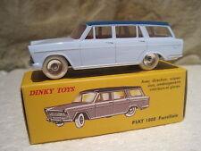 DINKY TOYS ATLAS SUPERBE FIAT 1800 FAMILIALE NEUF BOITE  n°548 1/43