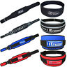 Weight Lifting Belt Gym Back Support Training Lumber Body Building S to XXXL