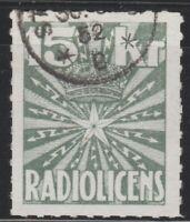 Sweden Charity Cinderella Revenue stamp 9-7-20-  Large Format- scarce