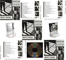 Depeche Mode - Sweetest Violation Copenhagen Denmark 1990 Tour Live CD Release