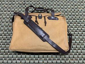 Filson Large Briefcase Bag 257 - No Reserve