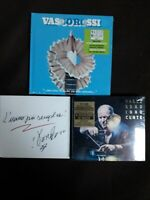 VASCO ROSSI  - TRE CD . NUOVI - SIGILLATI - VEDI DESCRIZIONE