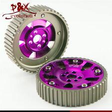 Cam Gear Pulley Sprocket Kit for Nissan R32 R33 R34 RB20 RB25DET RB26DET Purple