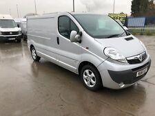 2011 / 61 Vauxhall Vivaro Sportive 2.0 CDTI 115 PS Panel Van