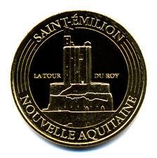 33 SAINT-EMILION La Tour du Roy, 2017, Monnaie de Paris