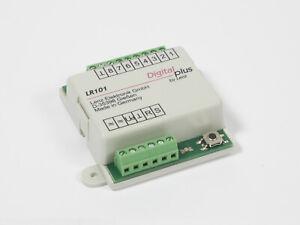 Lenz 11201 LR101 Feedback Device M.8 Alarm Inputs