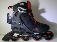 Rollerblade Men's Macroblade 80 ABT skates, size 8  NEW Red