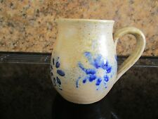 Heavy Portuguese Hand Made STOCK Pottery Jug / Made in Portugal