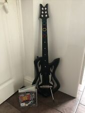 Guitar Hero Warriors of Rock Wireless Controller PlayStation 3 PS3 - NO DONGLE