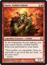 Squee, Nababbo Goblin - Goblin Nabob MTG MAGIC MMA Modern Masters English