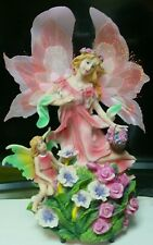 Mystical Fae Figurine with light! New, Fantastic Quality! Type A