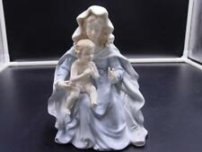 """Valencia Collection by Roman Japan Madonna and Child 7"""" X 6"""" Ec"""