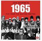 JON SAVAGE'S 1965-THE YEAR THE SIXTIES IGNITED  2 CD NEW
