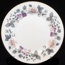 """ROYAL GRAFTON FRAGRANCE Bread & Butter Plate 6.25"""" NEW NEVER USED made England"""
