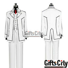 HOT SALE VAMPIRE KNIGHT Kuran Kaname Night Class Uniform Cosplay Costume