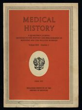 MEDICAL HISTORY JOURNAL - APRIL 1972  -  IVORY ANATOMICAL MANIKINS OR MODELS