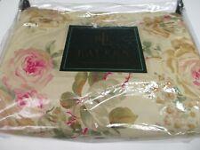 New Ralph Lauren Woodstock Garden Floral Comforter Duvet Cover - King