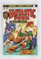 Fantastic Four # 148  The Frightful Four Strike Again !  grade 8.5 scarce book !