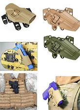 Hunting Gun Holster Adapter STRIKE MOLLE Platform Fits HK USP M9 GL17 P226 1911