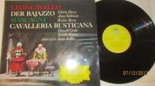 "12"" LP Vinyl Chor u. Orchester Oper Berlin ""Cavalleria rusticana""  Grammophon"