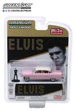 Greenlight 1/64 Elvis 1955 Cadillac Fleetwood Series 60 with Figure 51210