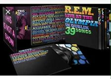 Michael Stipe,REM R.E.M. Live at the Olympia in Dublin Vinyl,CD,DVD Box SEALED
