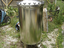INGROUND COMMERCIAL STAINLESS POOL FILTER OR WATER FILTER