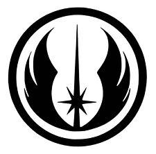 Starwars Jedi Order Car Decal / Sticker