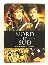 Nord et Sud L'intégrale de La Série Coffret 8 DVD / Patrick Swayze
