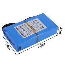 DC12V 9800mAh Super Rechargeable Portable Li-ion Battery Battery Pack Q#