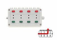 Märklin H0 72710 Stellpult mit Rückmeldung für Weichen + Signale NEU + OVP