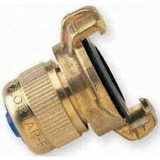Geka Tipo Manguera Conectores Rápidos/válvulas Manguera Conector: Acoplador rápido de 3/4 pulgadas