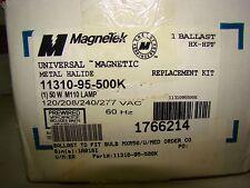 MagneTek Universal 11310-95-500K Metal Halide Ballast Replacement Kit, New