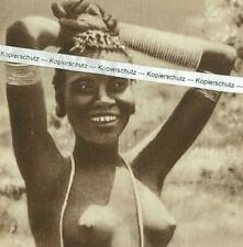 UFA Film - Afrikafilm - Pori - Schauspielerin - um 1920/30            T 21-13