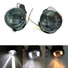 3000LM 20W LED Fog Lamp + 6W DRL + 4W Yellow Turn Signals for Nissan Infiniti